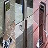 Mergelock Glass Fence Melbourne Icon