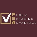 Public Speaking Advantage Icon