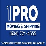 1 Pro Moving & Shipping - Movers Burnaby Icon