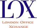 London Office Xchange Icon