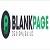 Blank Page Design Build Icon
