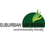 Suburban Line Marking Icon