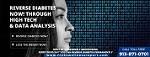 Reverse Diabetes With Technology & Data Analytics Icon