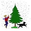 Perfect Christmas Tree Farm Icon