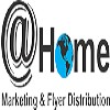 At Home Marketing & Flyer Distribution Icon