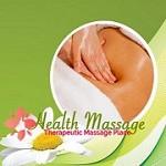 Health Massage Icon