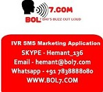 IVR SMS marketing Icon