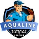 Aqualine Plumbing, Electrical & Heating Icon
