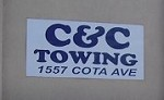 C&C Towing Icon