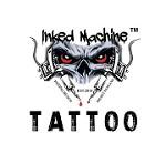 Inked Machine Tattoo Icon