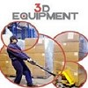 3D Equipment Icon
