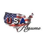 USA Resume Icon