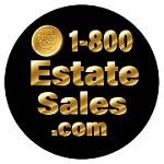 1-800 ESTATE SALES Company Jacksonville Icon