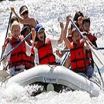 Orion River Rafting Icon