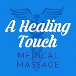 A Healing Touch Medical Massage Icon