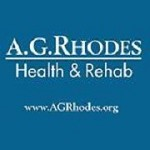 A.G. Rhodes Health & Rehab, Wesley Woods Icon