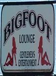 Bigfoot Gentleman Club Icon