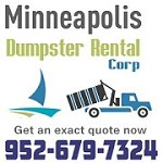 Minneapolis Dumpster Rental Corp