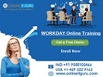 Workday online course Hyderabad