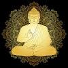 Bouddha Mantra Icon