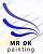 Mr. OK Painting Icon