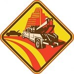 Downriver Reliable Towing Icon
