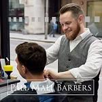 Pall Mall Barbers Trafalgar Square Icon
