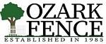 Ozark Fence Icon