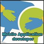 Mobile Application Development Icon