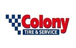 Colony Tire and Service Icon