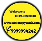 KK Cards in Delhi Icon