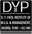 D. Y. PATIL INSTITUTE OF MASTER OF COMPUTER APPLICATIONS AND MANAGEMENT, Akurdi, Pune Icon