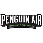 Penguin Air, Plumbing & Electrical Icon