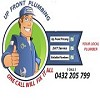 Up front plumbing services Icon