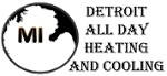 Detroit All Day Heating and Cooling Icon