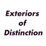 Exteriors of Distinction