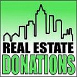 Donations of Real Estate Icon