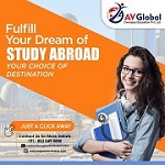 AV Global Overseas Education Icon