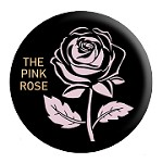 The Pink Rose Healing Icon