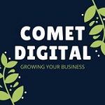 Comet Digital Icon