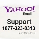 Yahoo Mail Support Number 1877-323-8313 Icon