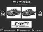 EPS Vector File Icon