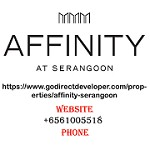 Affinity Serangoon Icon