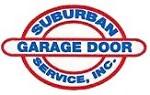 Suburban Garage Door Service Icon