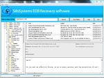 Sifo systems edb to pst converter software Icon