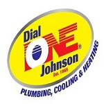 Dial One Johnson Plumbing Cooling & Heating Icon