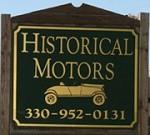 Historical Motors Icon