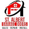 St Albert Garage Doors Icon