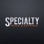 Specialty Truck & Offroad Icon
