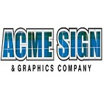 Acme Sign & Graphics Co
